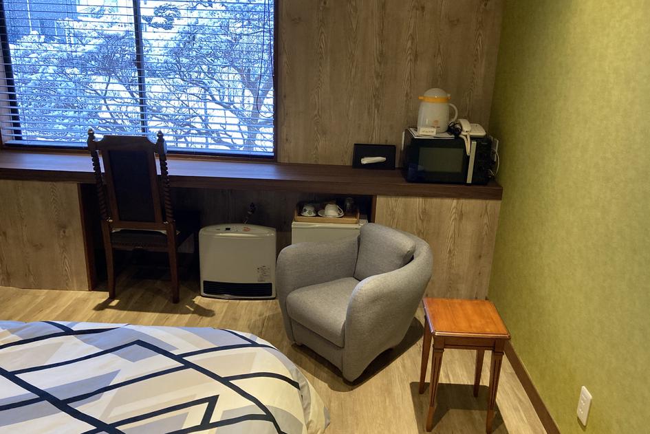 15号室シングルルーム