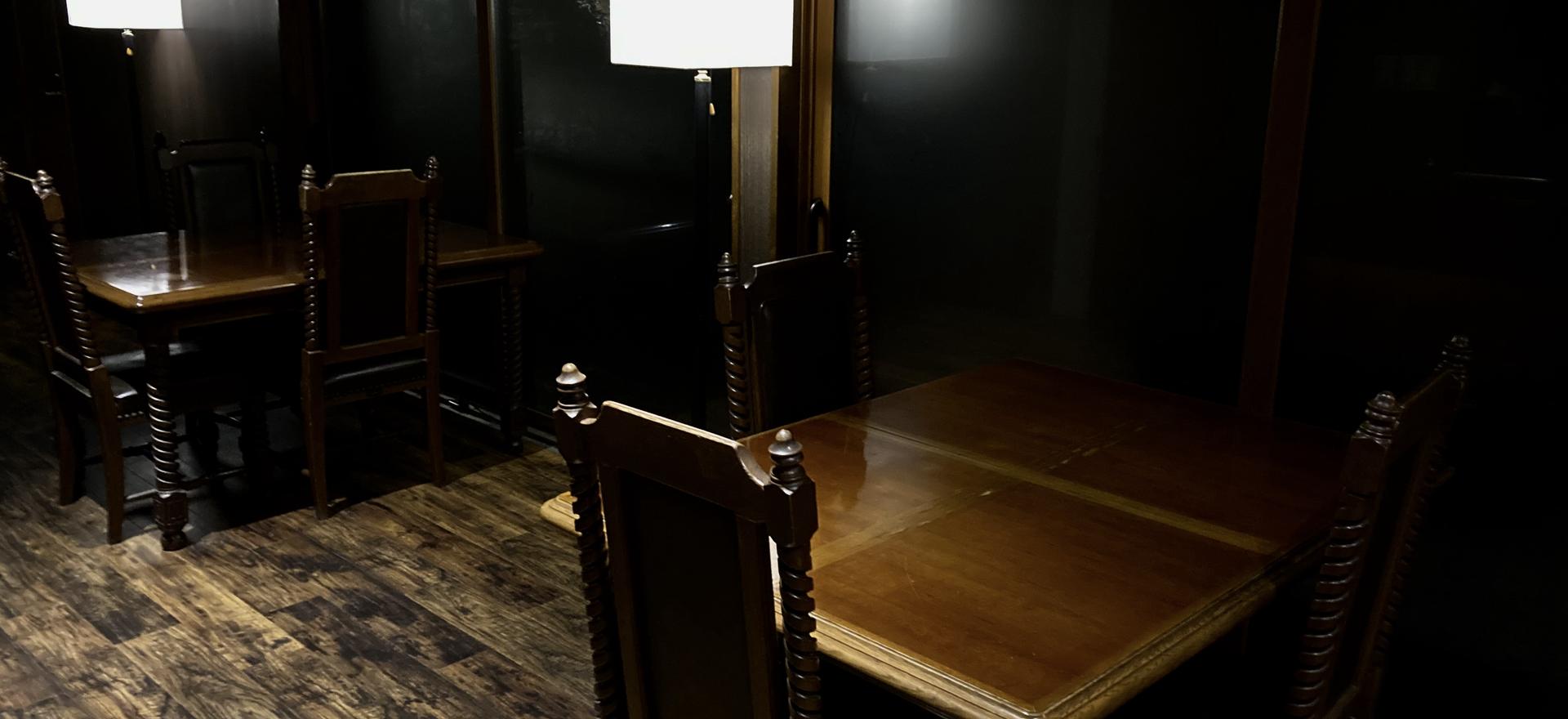 レストラン照明