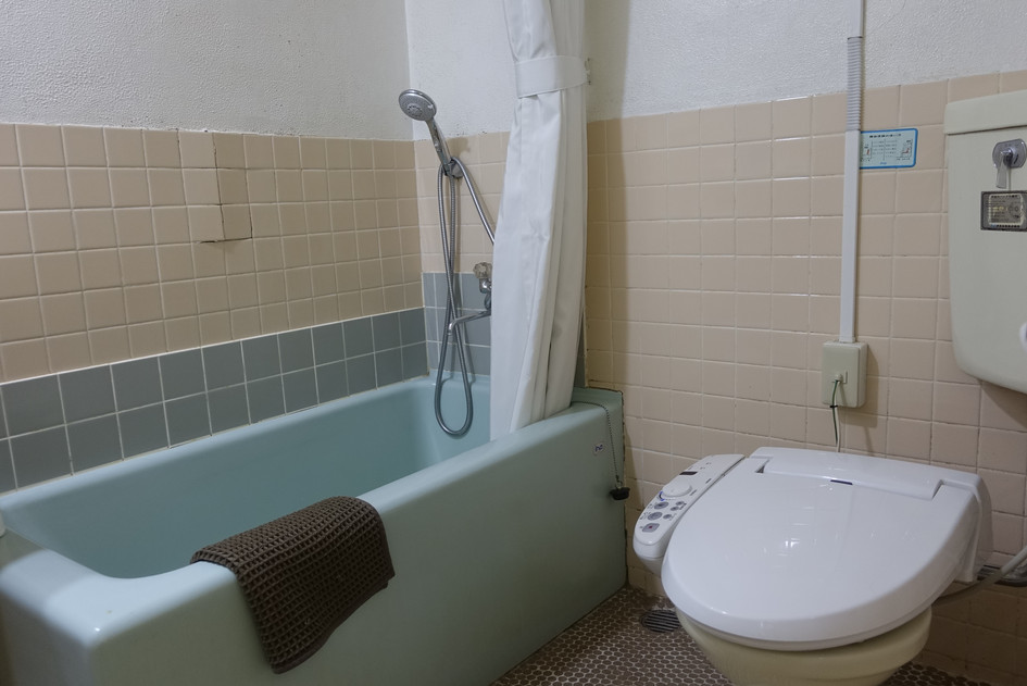 16号室浴室