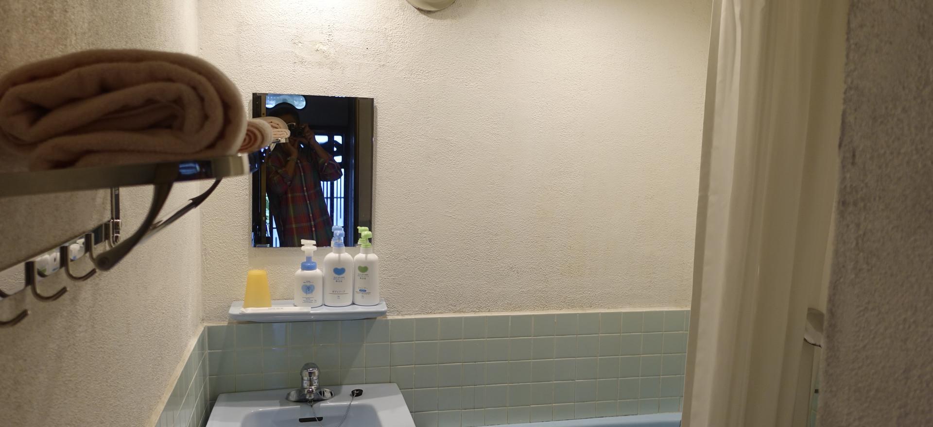21号室浴室