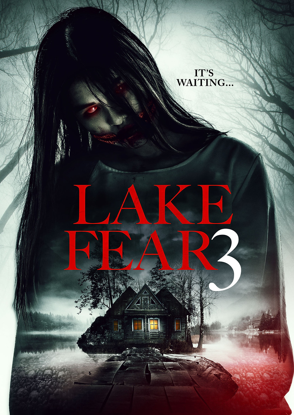 Poster for Lake Fear 3