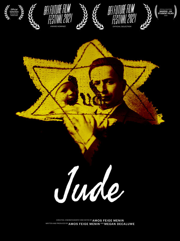 Poster for Jude