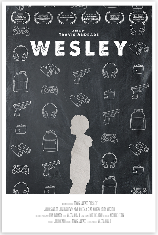 Poster for Wesley