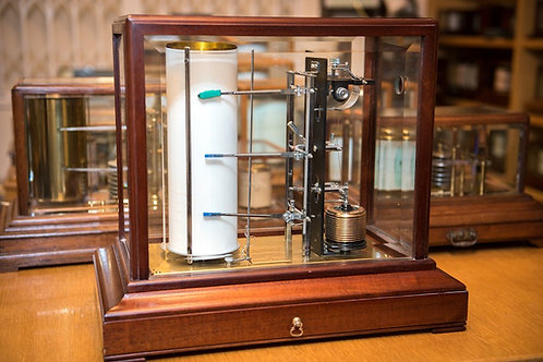 COMBINED BAROGRAPH, THERMOGRAPH, HYGROGRAPH