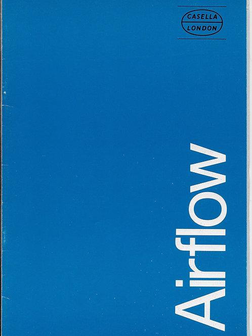 Casella London Airflow Ref:933/83 1985