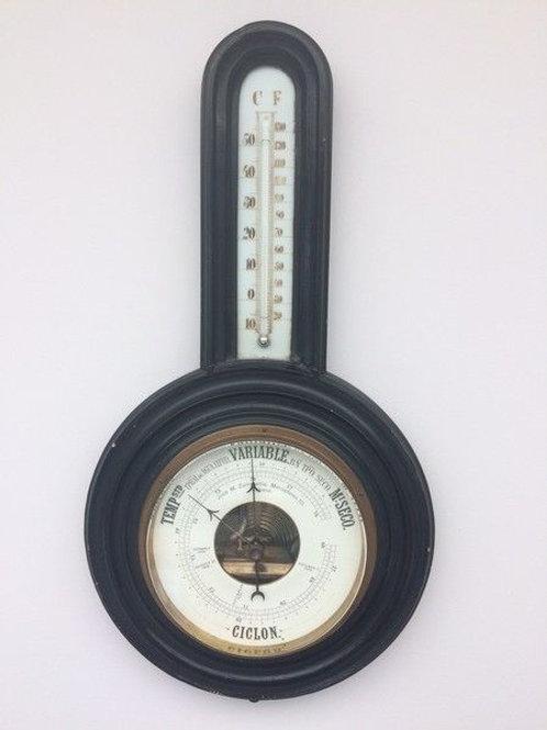 Barometer from Havana, Cuba c. 1900 Cuba
