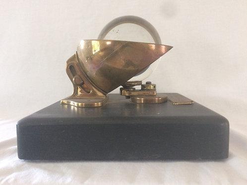 Campbell-Stokes Sunshine Recorder J Hicks Circa 1900