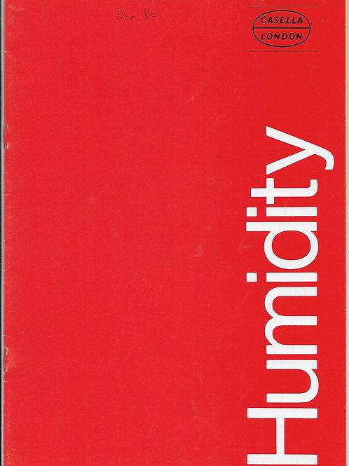Casella London Humidity Ref:931/85 1984