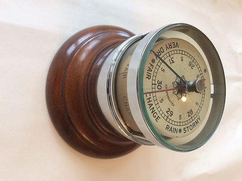 Desk Top Barometer c. 1955 England