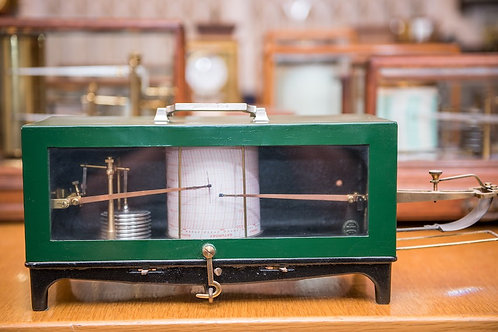 COMBINED BAROGRAPH & THERMOGRAPH