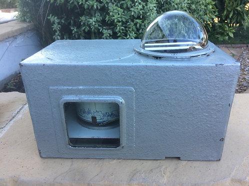 Sunshine Recorder – Actinograph Circa 1950