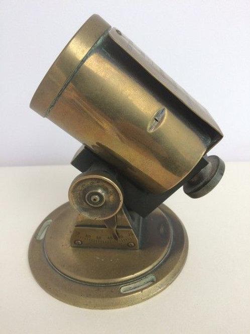 Jordan's Sunshine Recorder by Negretti & Zambra c. 1910 England