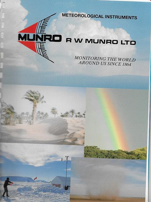 RW Munro Ltd London Circa 1980