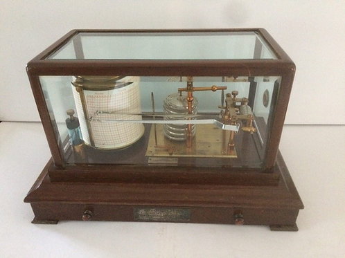 Rare Barothermograph by Lizars of Glasgow & Edinburgh