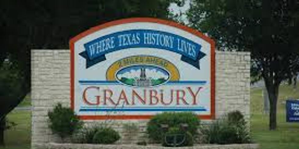 El Chico / Granbury, Texas / Saturday  / Oct 23  -  10:00 a.m.