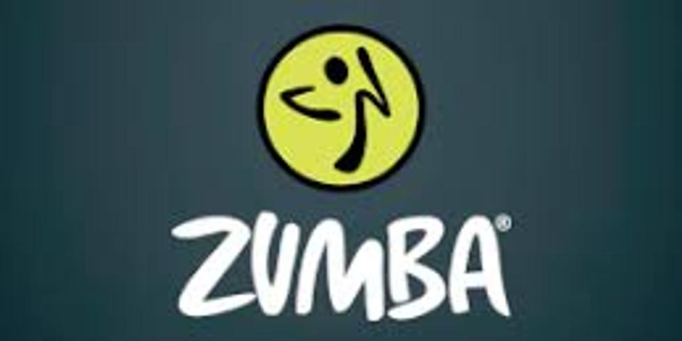 Zumba - Livestream April 1