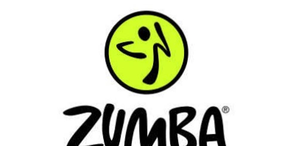 Zumba - Livestream April 8