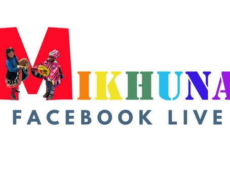 Mikhuna Project Zoom Facebook Live