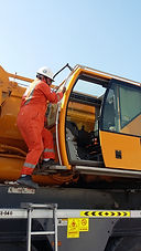 Crane Operator Training in UAE