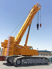 Crane Inspection in UAE