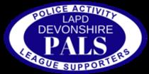 LAPD Devonshire PALS Logo