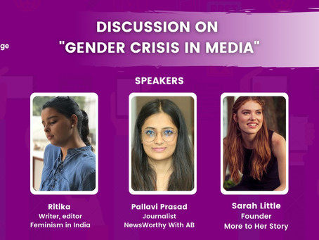 Exploring Gender Crisis in Media