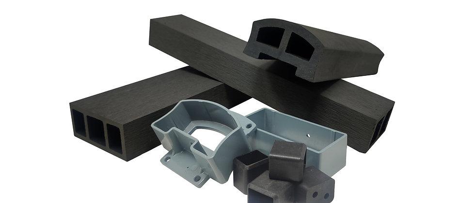 Charcoal Balustrade Kit
