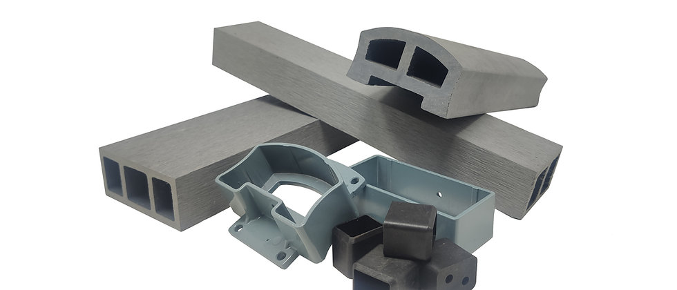 Grey Balustrade Kit