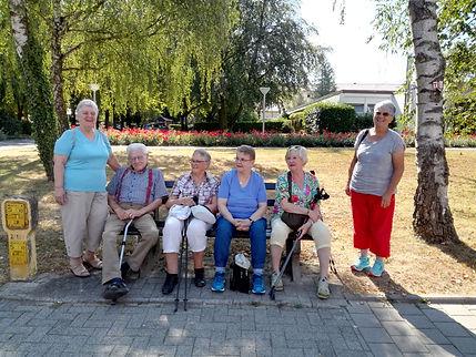 Seniorenferien 1 unterwegs in Bad Krozin