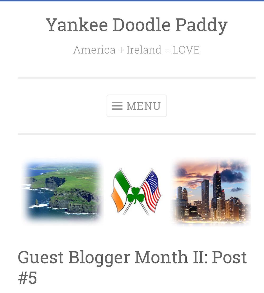 Yankee Doodle Paddy Blog