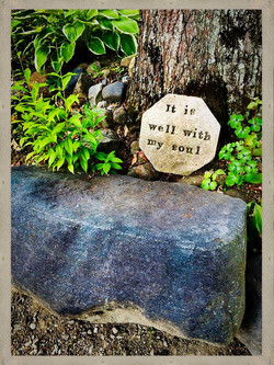 Nature and Quote- Maine