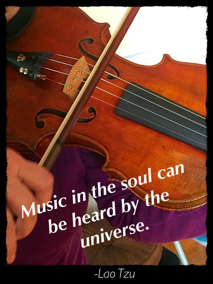 Music Inspires