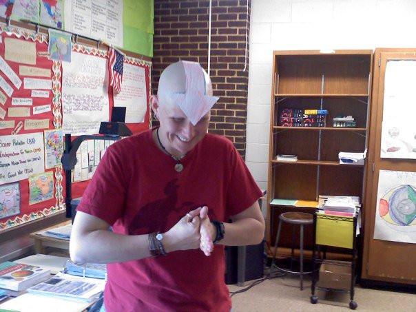 Teaching as the Avatar.
