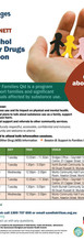 North Burnett AOD for Families Informati