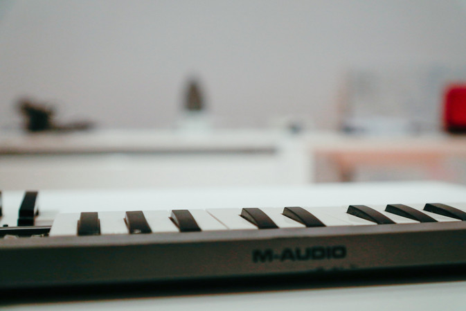 Broken M-Audio Keyboard