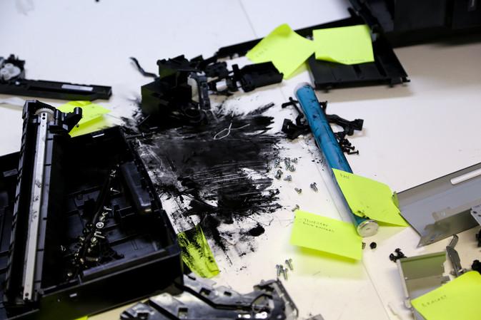 Deconstructed Printer