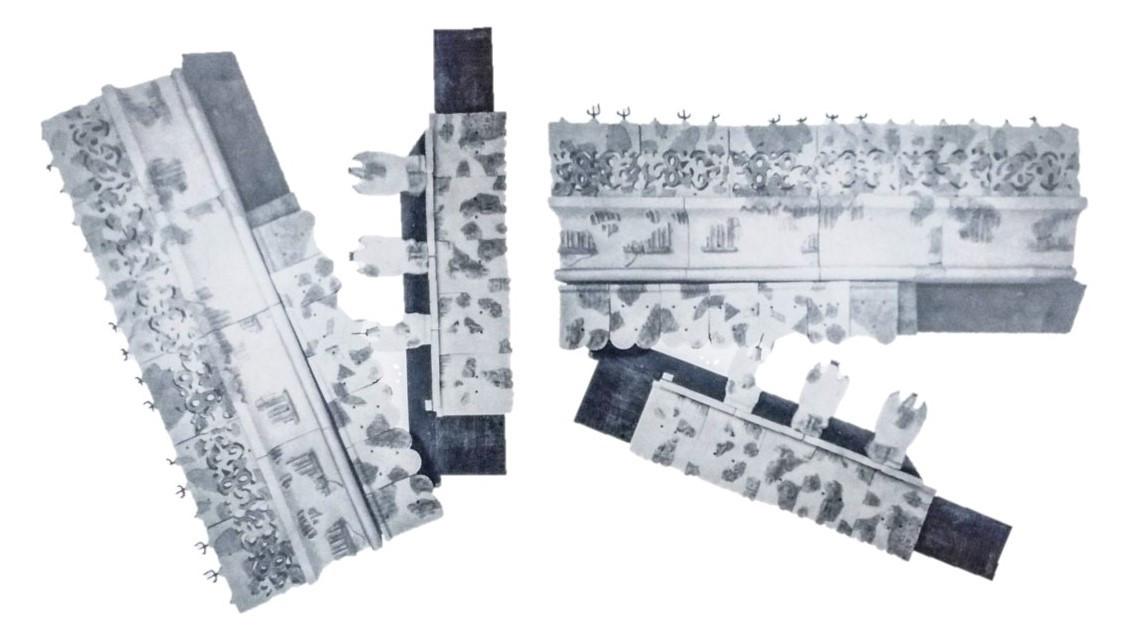 Venetian Print Collage