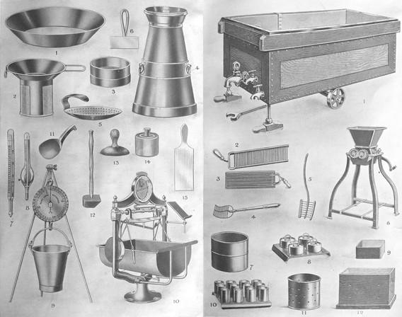 Encyclopaedia of Agriculture (Original Prints)