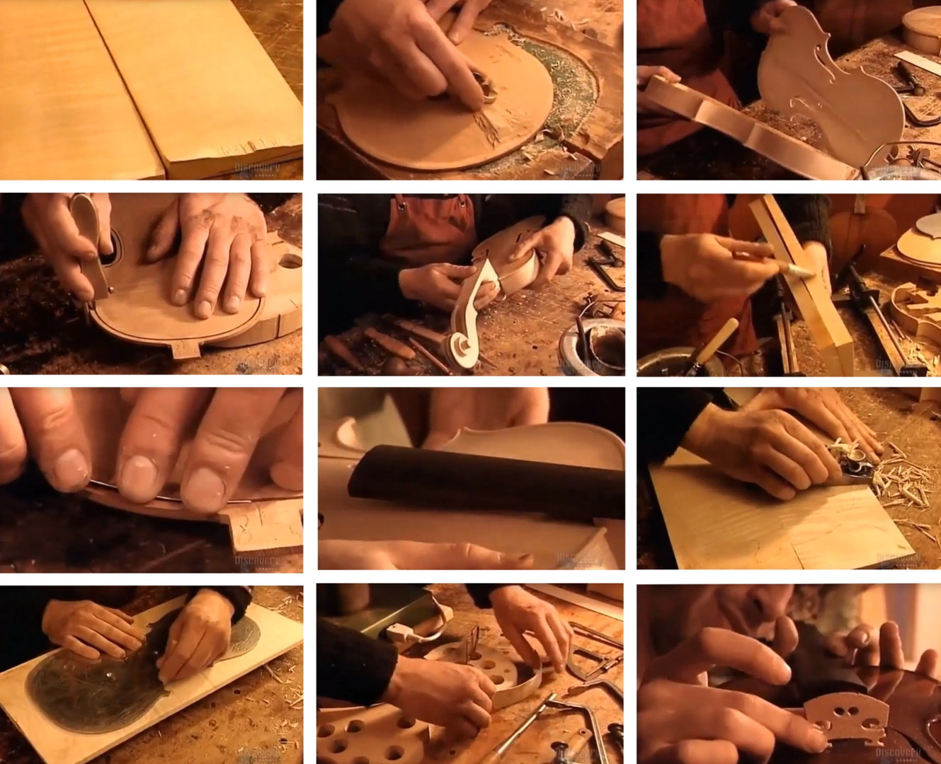 Lutherie Documentary