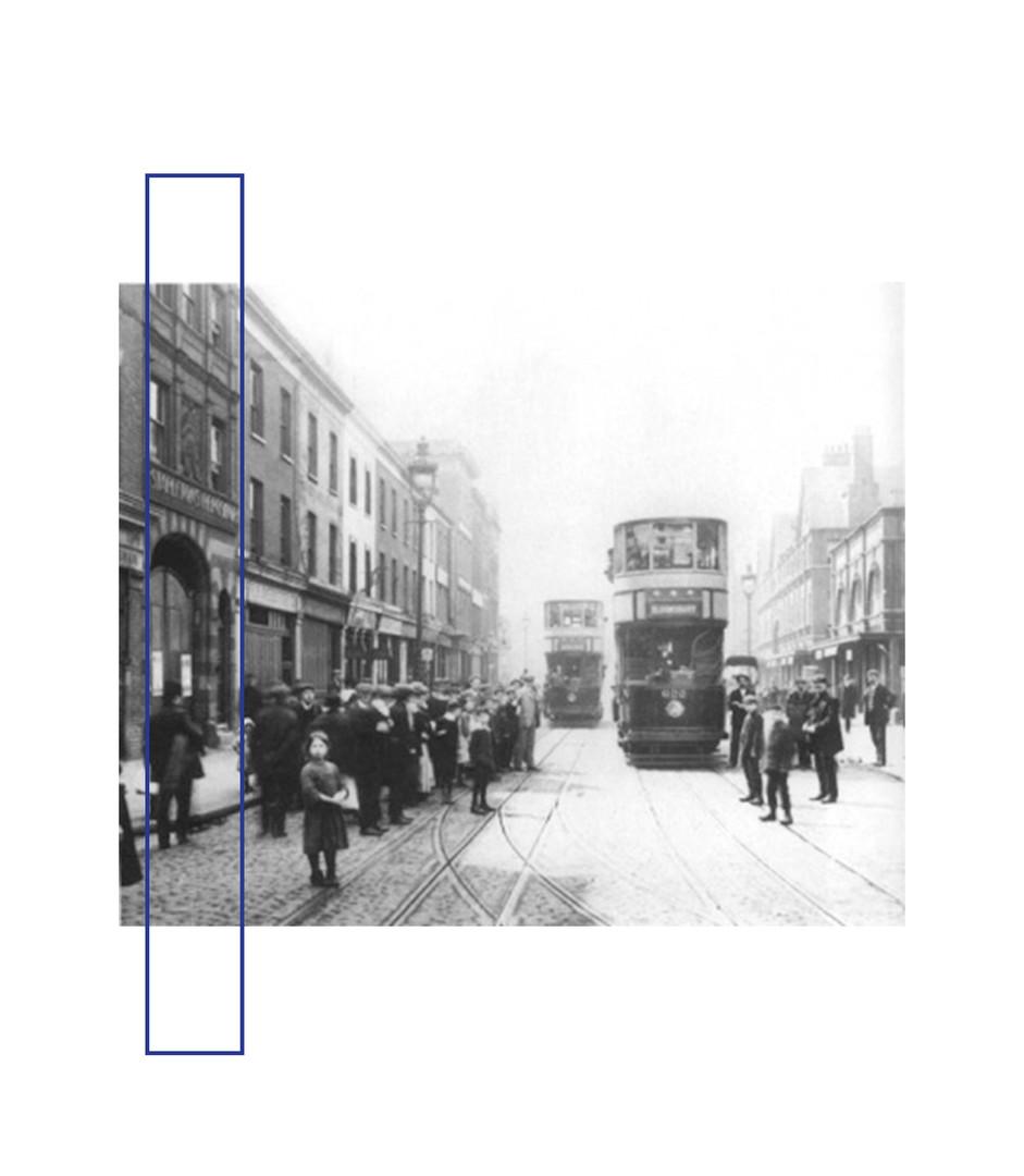 106 Commercial St Entrance (Archive Photo, 1907)
