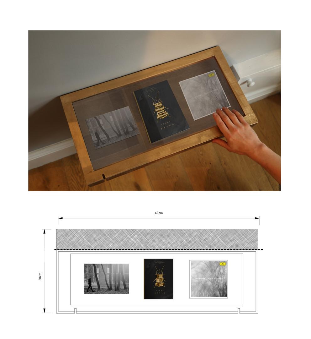1:1 Shelf proposal