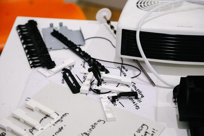 Keyboard and Printer Parts