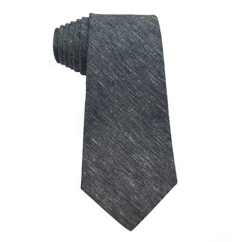 Hand Made 8/5 Fold Regular Cut Tie Chambrey