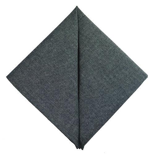 Hand Made Pocket Square Denim