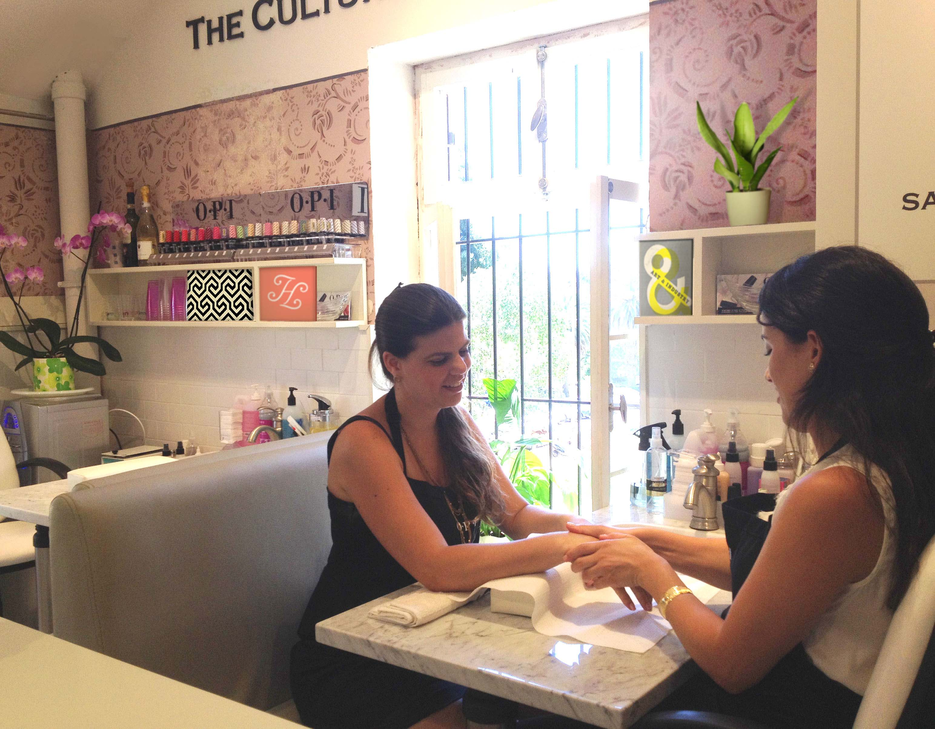 OPI Nail boutique