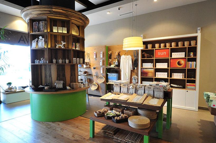 עיצוב חנות אהבה