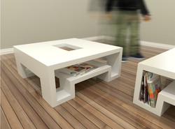 In-out table