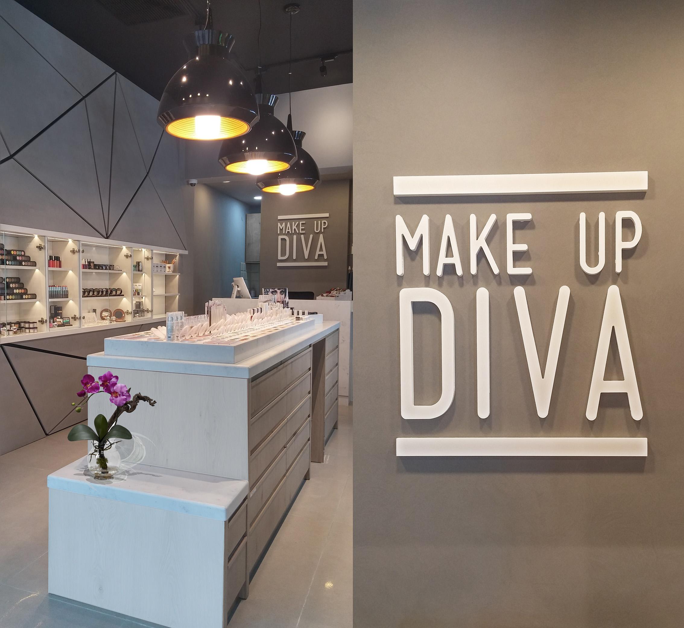 Make up diva