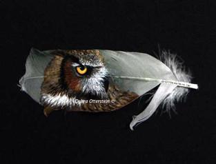 Great Horned Owl  $ 225