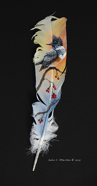 Kingfisher  $ 275 - SOLD